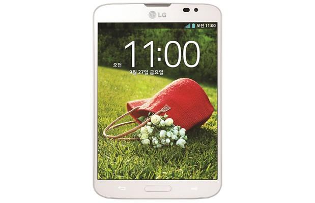 LG bringt das erste Smartphone mit 4:3-Display. (Foto: engadget)