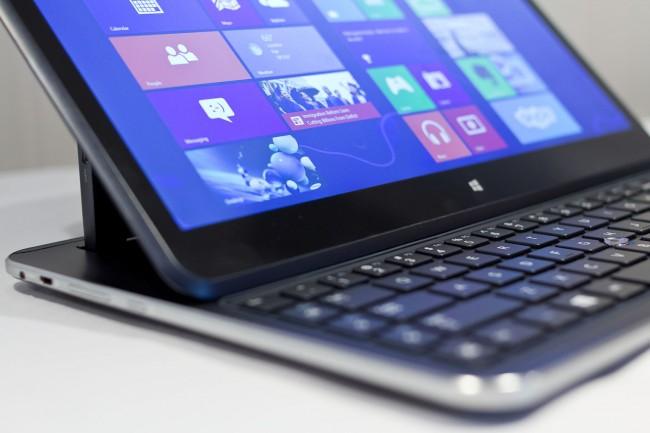 Das Samsung Ativ Q soll sowohl mit Android als auch mit Windows RT ausgeliefert werden. (Foto: PC Advisor)