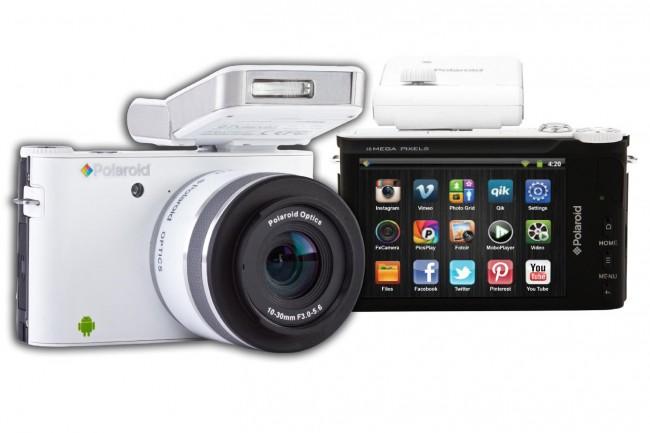Die Polaroid iM1836 läuft mit dem Android-OS. (Foto: Amazon)