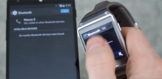 Die Galaxy Gear von Samsung kann sich jetzt auch mit  Smartphones anderer Hersteller verbinden.