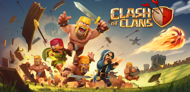 clash of clans_main