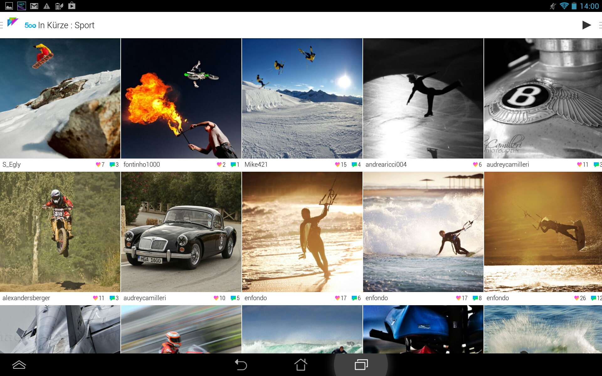 Dayframe (Android Photo Frame) - Androidmag