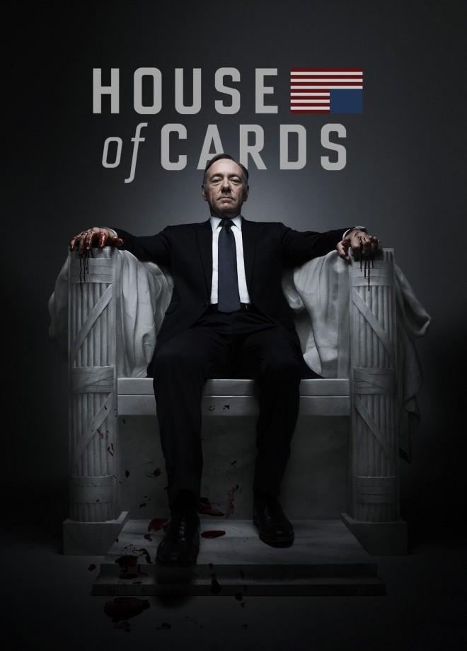 House of Cards: Können den Serienknaller bald direkt auf Netflix in Deutschland sehen? (Bild: Netflix)