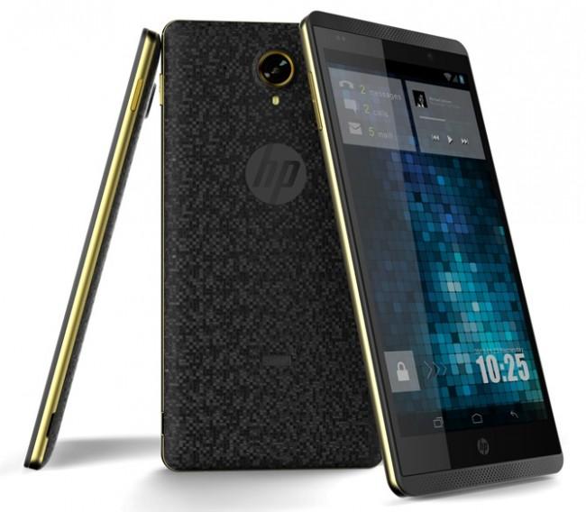 Konkurrenz fürs Samsung Galaxy Note? Das HP VoiceTab Slate 6 kommt einem 6 Zoll Display und Telefon-Funktion.