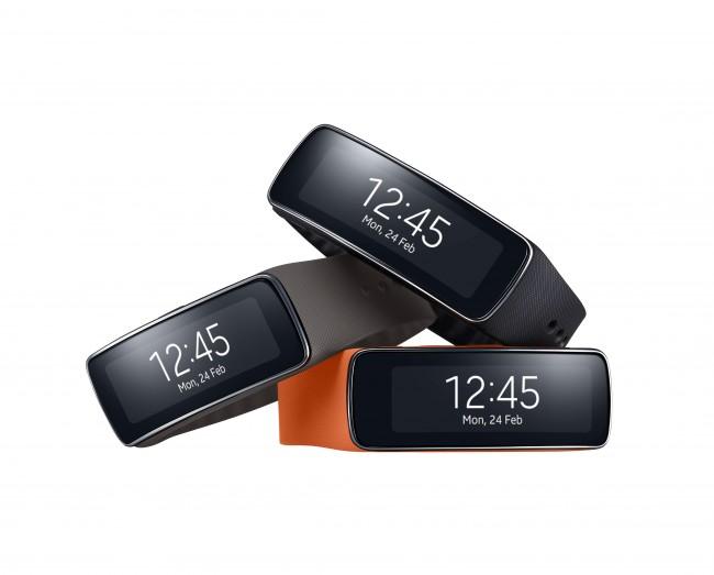 Die Microsoft-Smartwatch soll der Gear Fit ähneln.