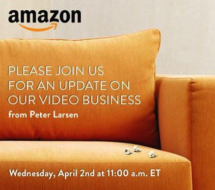 Amazon-Einladung-Video-Event