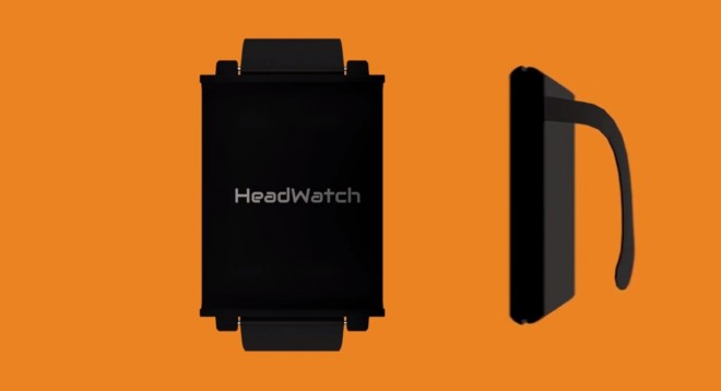 HeadWatch-Konzept