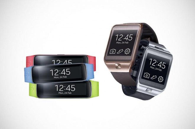 Samsung-Wearable