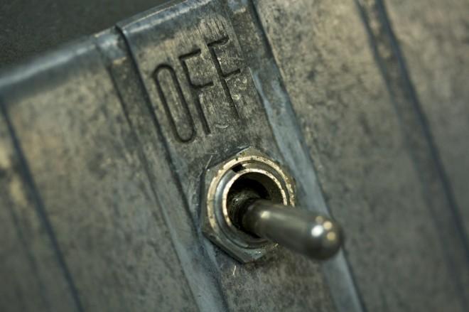 IBM 26 onoff switch