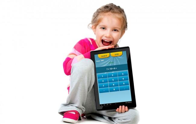 Es gibt zahlreiche Andropid-Apps, die für Kinder bestens geeignet sind. (Foto: shutterstock [GekaSkr])