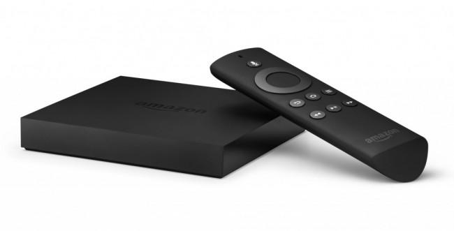 Jetzt gibts die FireTV Set-Top-Box auch in Deutschland. (Foto: Amazon)