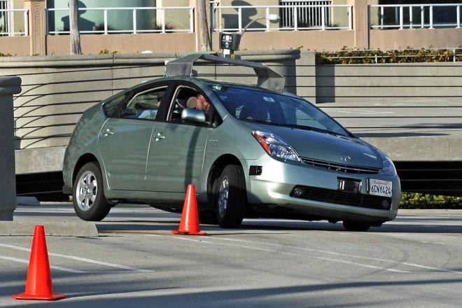 Google ist ein Vorreiter in Sachen autonomes Fahren. (Bild: Flickr/Steve Jurvetson)