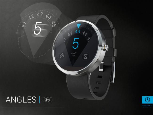 Auf diese Armbanduhr wartet die Menschheit: die Moto 360.