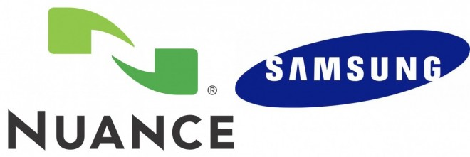 Nuance-Samsung-logos