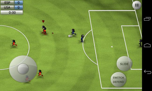 Das Spiels läuft flüssig und bietet eine hübsche Grafik.