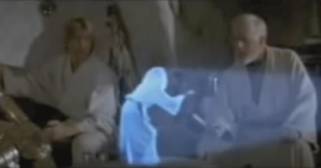 Sieht unsere Zukunft auch so aus wie im Film Star Wars? (Foto: YouTube)