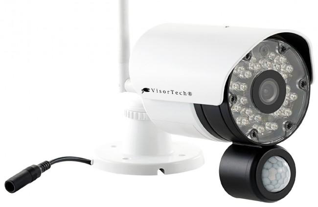 Auch die Kamera ohne Monitor ist erhältlich. Sie kostet rund 130 Euro (Foto: Pearl)