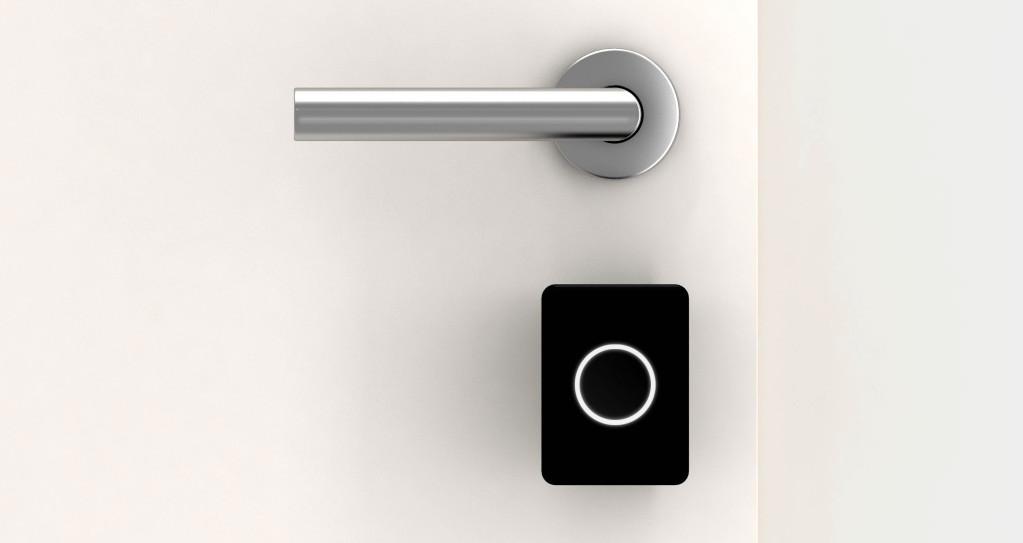 Das smarte Türschloss, das sich mit deinem Smartphone öffnen lässt