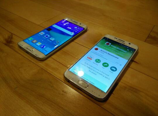 So sieht das Galaxy S6 aus (Fotos)