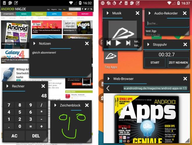 Tiny Apps - 01