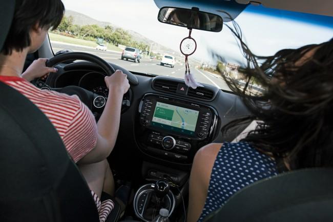 Kritiker befürchten die Ausdehnung der Datensammlung auf Fahrzeug und Fahrweise, im schlimmsten Fall sogar eine Bedrohung für die Fahrzeugsicherheit. (Foto: Android.com)