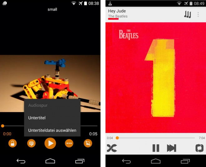 VLC for Android - 01