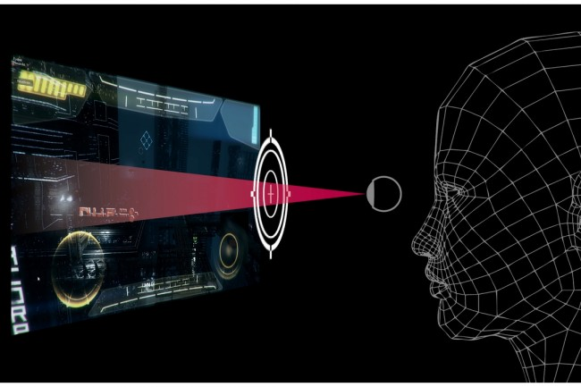 Durch Augenbewegungen kann der Anwender Software schneller und bequemer als mit der Maus bedienen. (Foto: Fove-inc.)