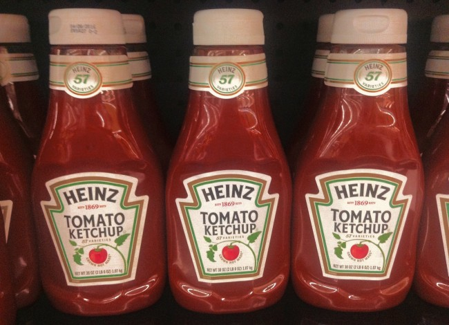 Heinz Ketchup by Mike Mozart (CC BY 2.0) via Flickr