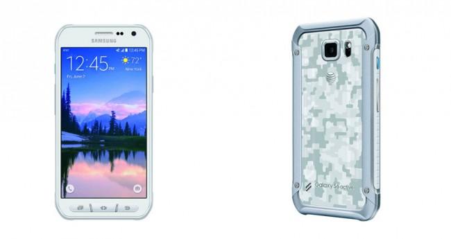 """Der Akku des """"Galaxy S6 Active"""" hat mit 3.500 mAh eine größere Kapazität als der des """"Galaxy S6"""". (Foto: AT&T)"""