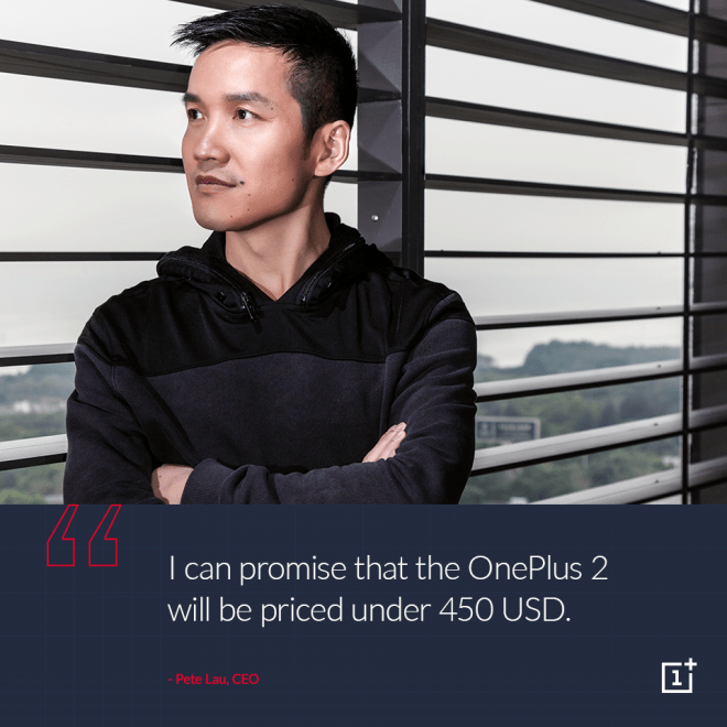 onePlus_two_pete_lau_price