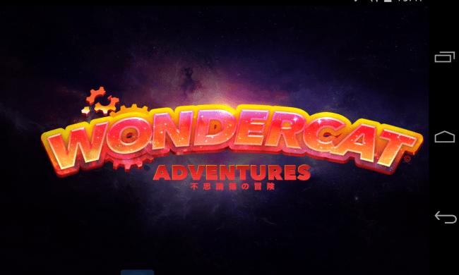 WonderCat Adventures - Material für Titelbild