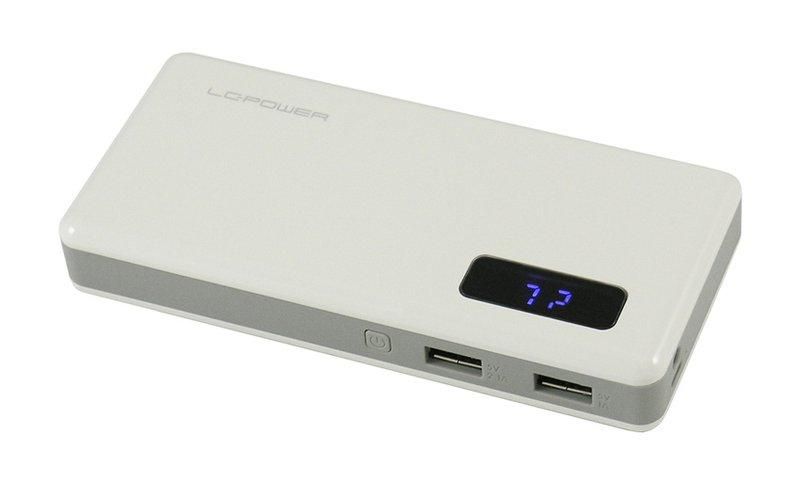 LC-PB-13000 – Powerbank: Dieses Gadget hält deine mobilen Geräte tagelang am Leben
