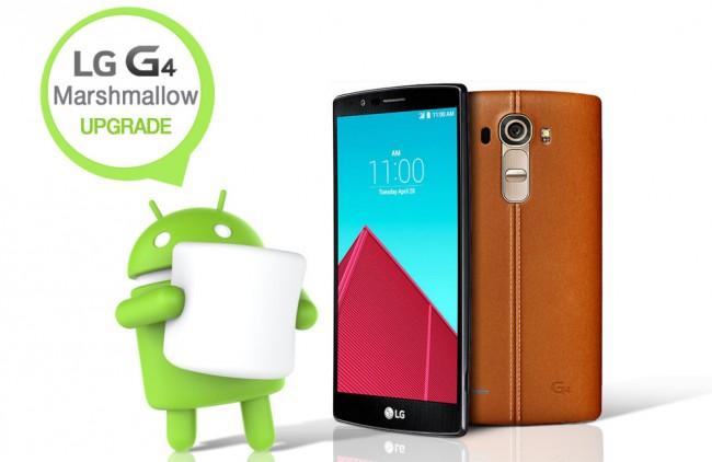 """Besitzer des Smartphones """"LG G4"""" in Polen erhalten bereits seit letzter Woche ein Upgrade auf die Android-Version 6.0. Benutzer in anderen Ländern müssen noch etwas Geduld haben – oder installieren das Upgrade von Hand. (Foto: LG Electronics)"""
