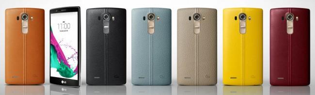 """Das Upgrade auf Android 6.0 soll unter anderem die Akkulaufzeit des """"LG G4"""" verbessern. (Foto: LG Electronics)"""