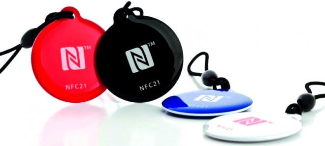 Für einige Anwendungszwecke erweisen sich NFC-Schlüsselanhänger als praktisch.