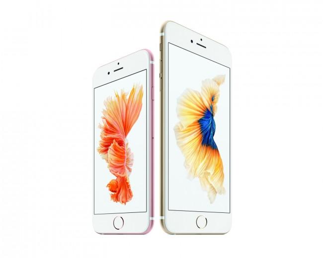Das iPhone 6s und das iPhone 6s Plus haben beträchtlich zu der Gewinnzunahme von Apple beigetragen. (Foto: Apple)