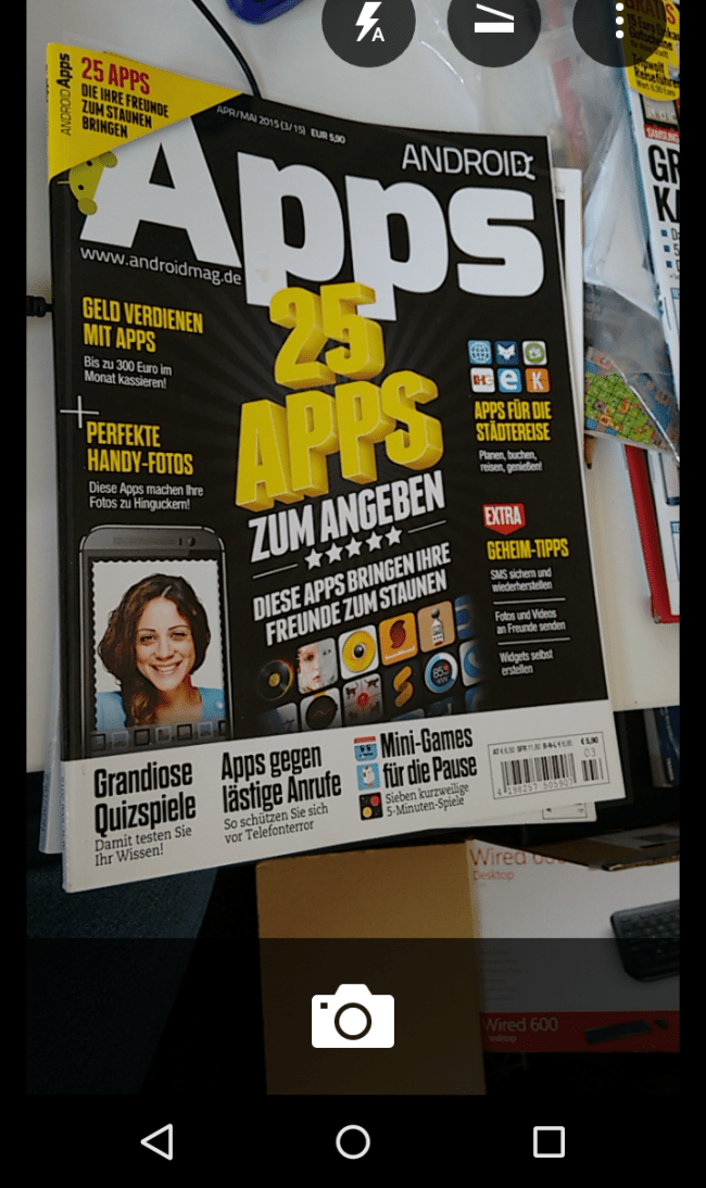 Screenshot: androidmag.de