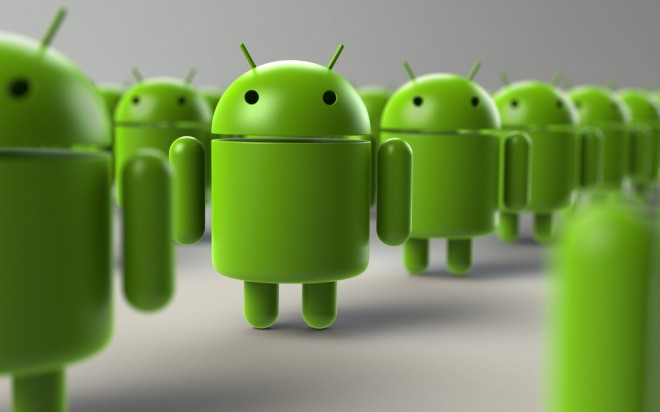 Android dominiert als mobiles Betriebssystem, doch nur wenige Hersteller verdienen damit Geld. (Bildquelle: Rob Bulmahn)