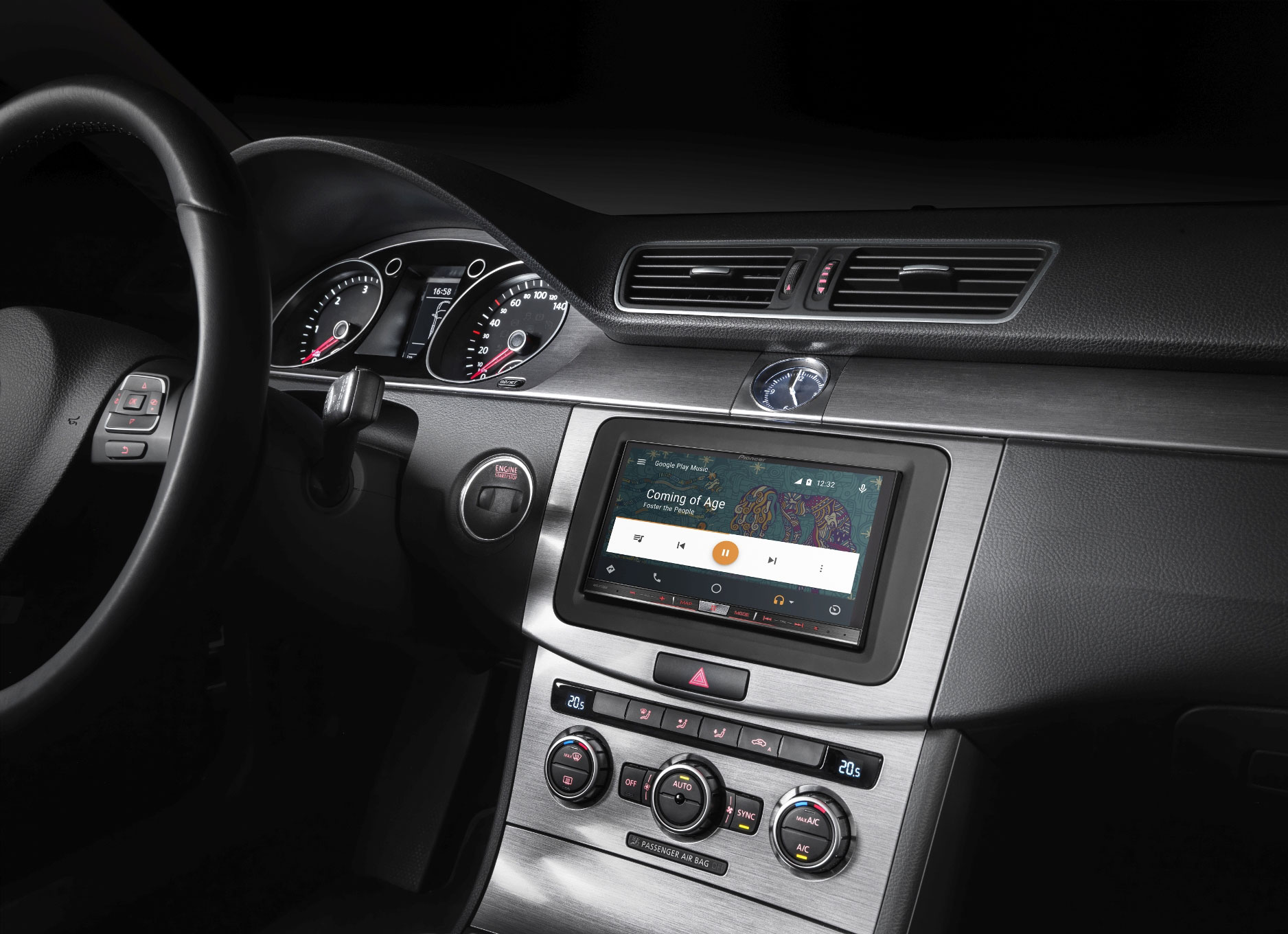 Pioneer AVIC-F77DAB - Android Auto-Radio - Androidmag