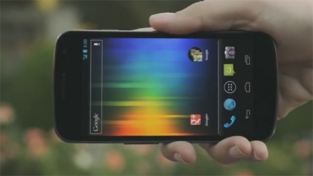 Android 4.0 alias Ice Cream Sandwich bekommt die Auszeichnung für die beste User Experience. Foto: youtube.com.