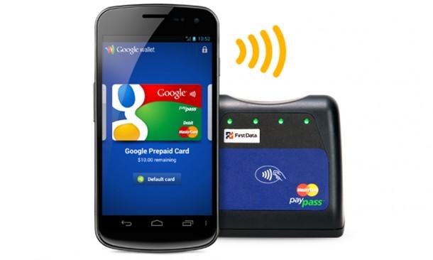 Google bietet mit Google Wallet einen mobilen Bezahldienst zum Bezahlen per Smartphone an. Foto: Google.com.