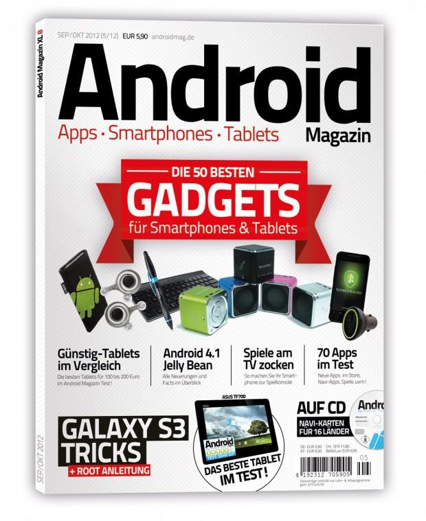 Android Magazin Ausgabe 8