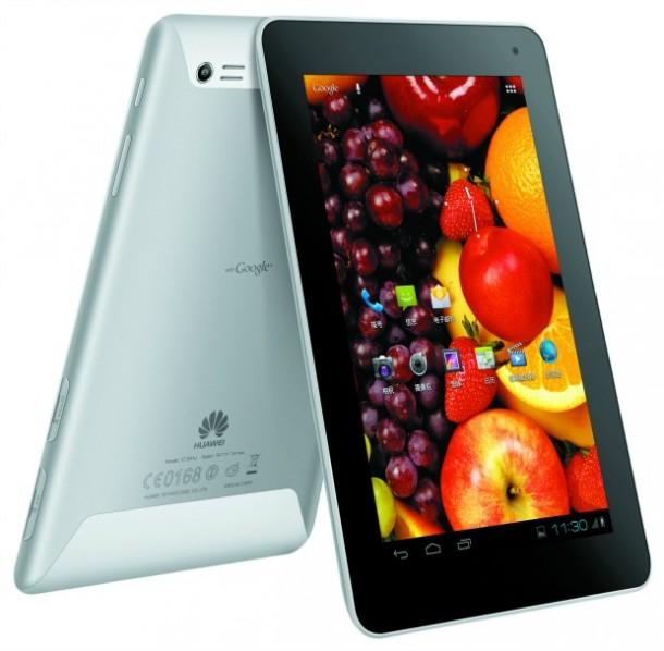 Das Huawei Mediapad 7 lite ist ein weiteres Tablet von Huawei, welches mit Android 4.0 Ice Cream Sandwich auf den Markt kommen wird. Foto: androidpit.com.