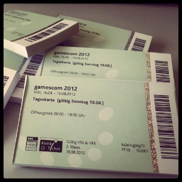 Gamescom Ticket gewinnen