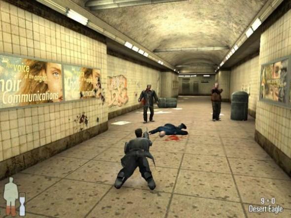 Max Payne - Rockstar Games