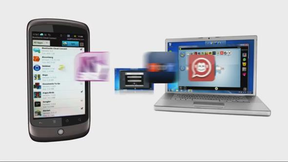 Mit dem Blue Stacks App Player lassen sich Android Apps auf dem PC ausführen. Foto: youtube.com.