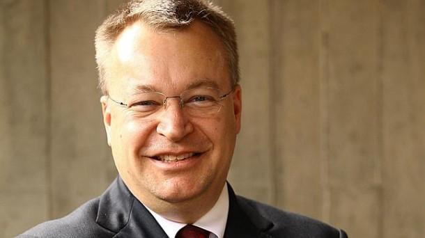 Nokia-Chef Elop schließt Android als OS bei künftigen Nokia-Tablets nicht aus. Foto: afr.com.
