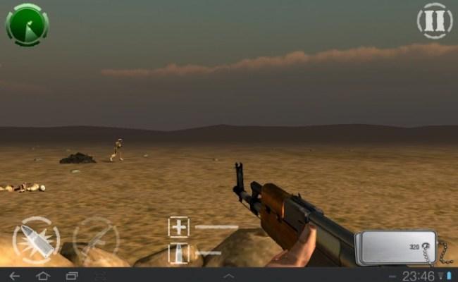 In der App Storm Gunner kämpfst du als Soldat im Zweiten Weltkrieg. Erledige deine Feinde, bevor diese es mit dir tun.