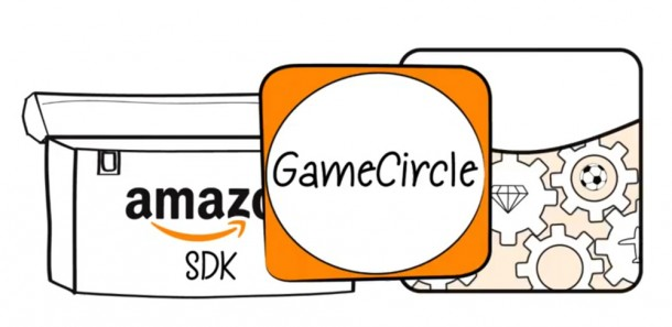Der Amazon Game Circle bringt Cloudgaming auf Smartphones und Tablets. Foto: Amazon.com.