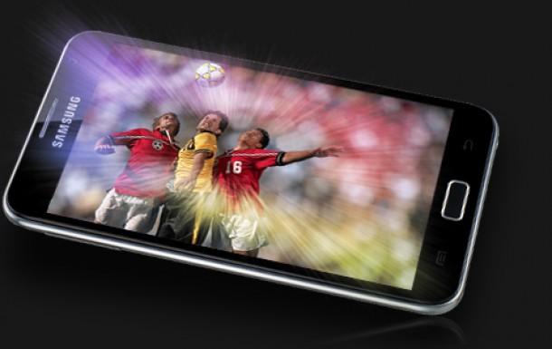 Samsung verspricht auf seinen Android Smartphones und Tablets ein gestochen scharfes Bild. Foto: Samsung.